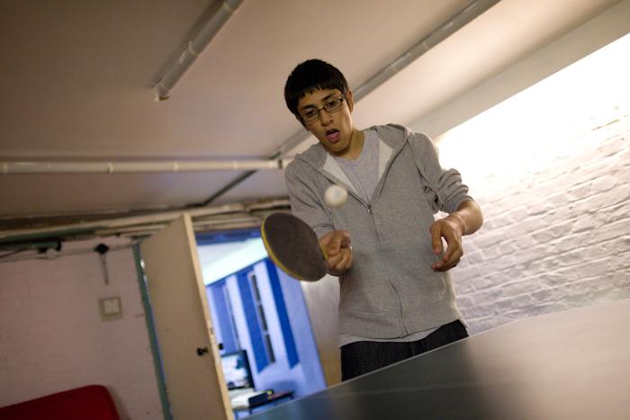 Table tennis-43395