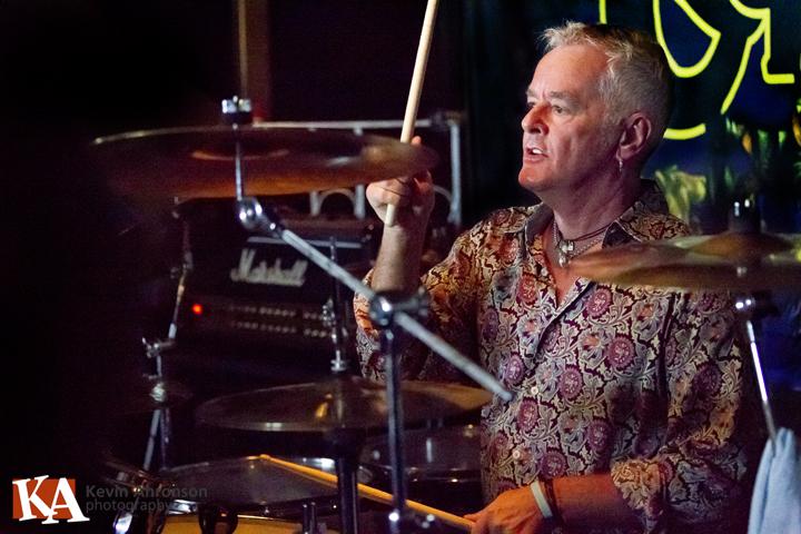 Nigel Glockler - Kevin Ahronson 211