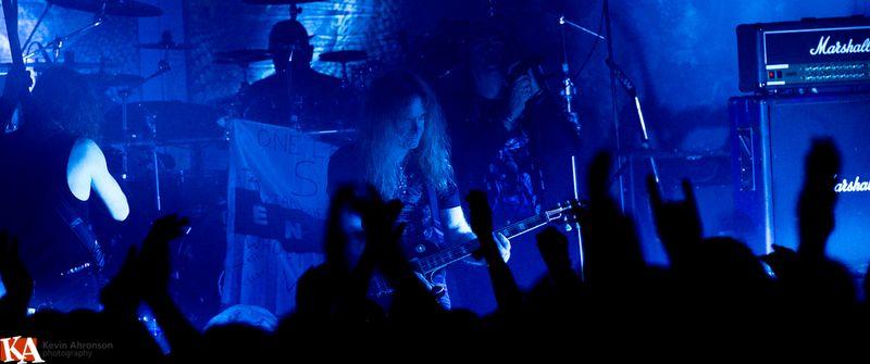 Saxon, Koko, Camden 20 Dec 2011-20